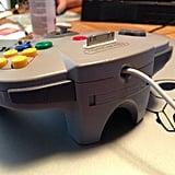 Nintendo N64 iPhone/iPod Dock ($30-$35)