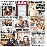 The Royal Baby Is Born