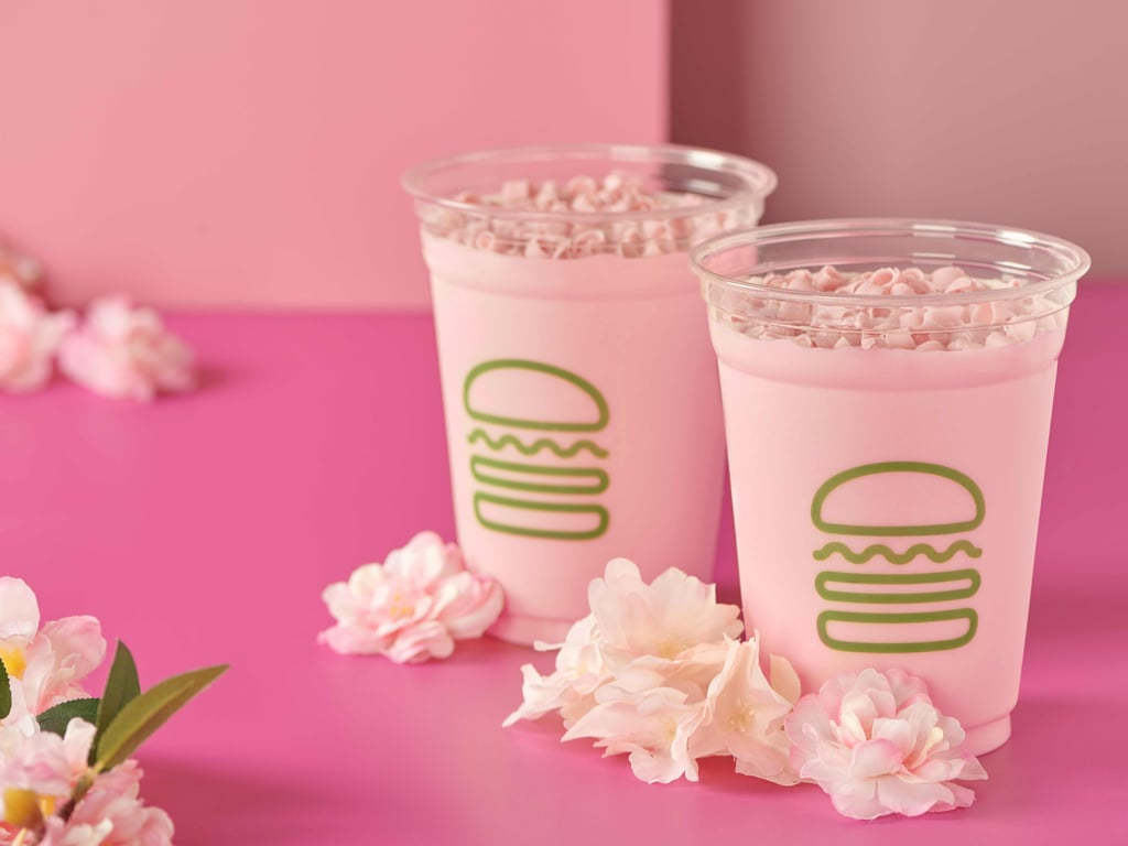 Shake Shack's New Cherry Blossom Shake Is Prettier Than Me, and I'm Not Even Mad