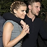 Pictures of Jamie Bell and Kate Mara Together