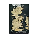 Game of Thrones Map Print
