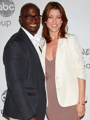 Interview With Kate Walsh and Taye Diggs About Private Practice and AddiSam