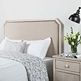 Upholstered Headboard in Natural