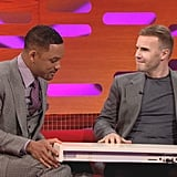 Will Smith and Gary Barlow perform the 'Fresh Prince' Rap | The Graham Norton Show - BBC One
