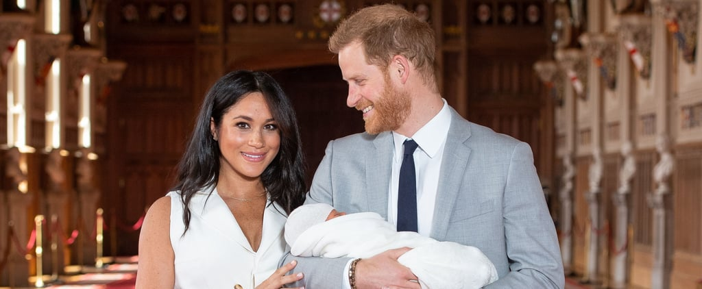 Royal Baby Archie Christening Details