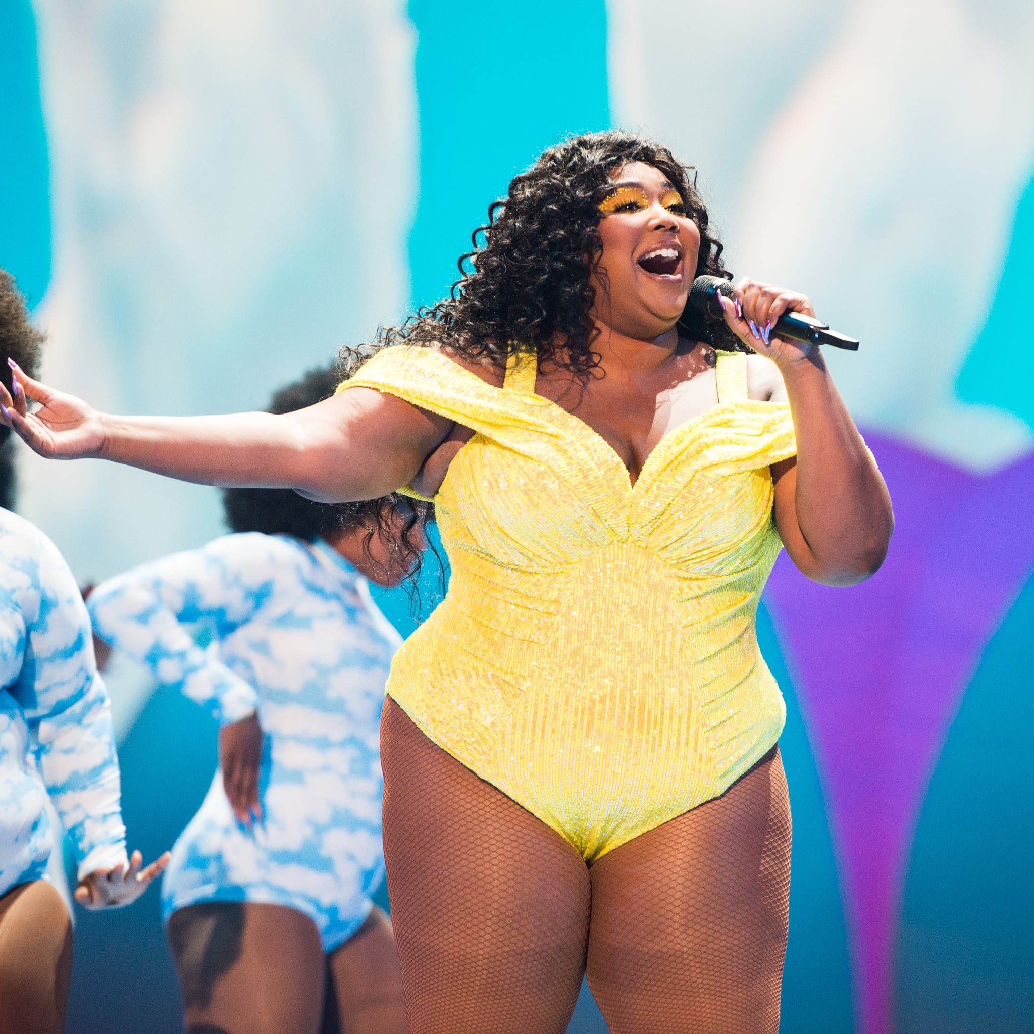 Lizzo Quotes On Confidence In Glamour August 2019 Popsugar Fitness