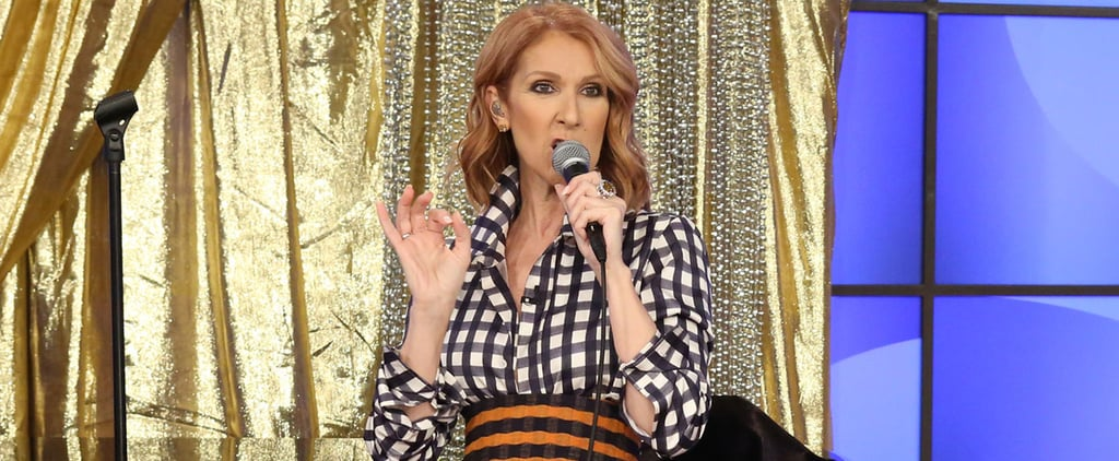 "Celine Dion Turns Songs Like ""Hot in Herre"" and ""Work, B*tch"" Into Gorgeous Ballads"