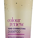 John Frieda Sheer Blonde Color Renew Tone-Correcting Shampoo ($6)