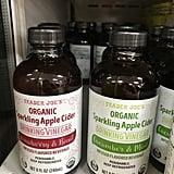 Trader Joe's Organic Sparkling Apple Cider Drinking Vinegar