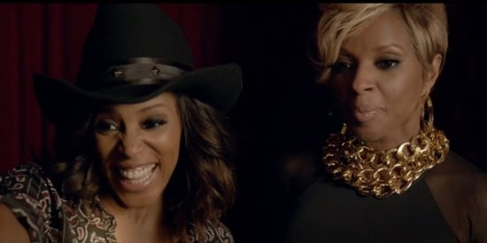 June Ambrose Makes Super Sassy Cameo In Mary J. Blige's Music Video 'A Night To Remember'