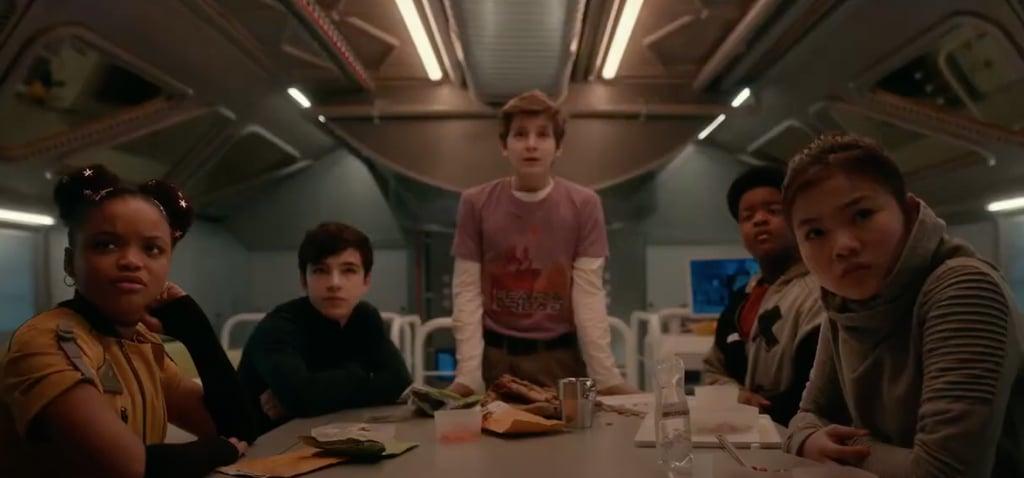 Nickelodeon The Astronauts