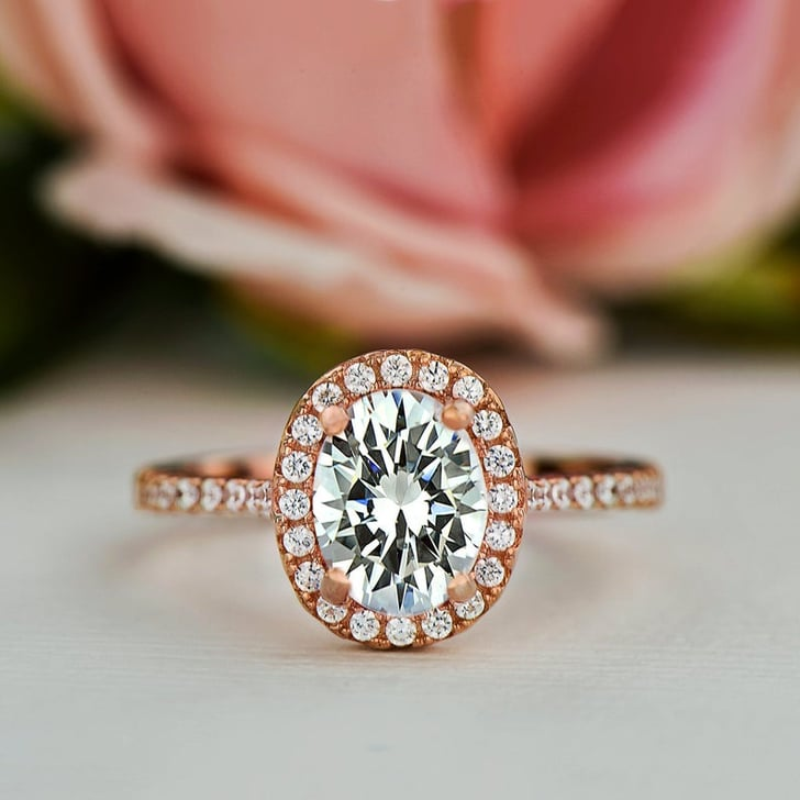 Engagement Rings By Decade Popsugar Love Sex