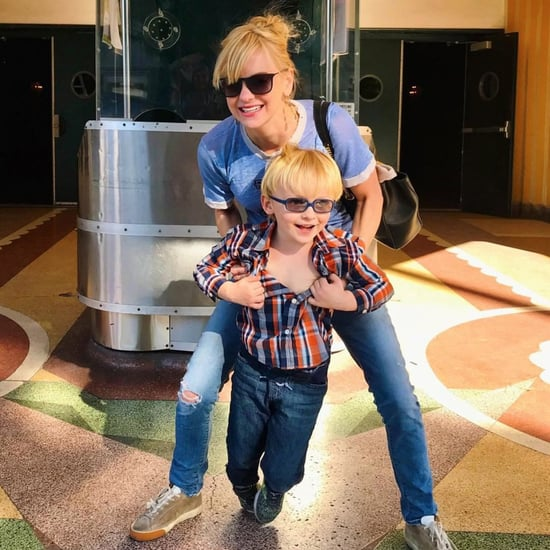 Anna Faris Rejected From Son's Private School