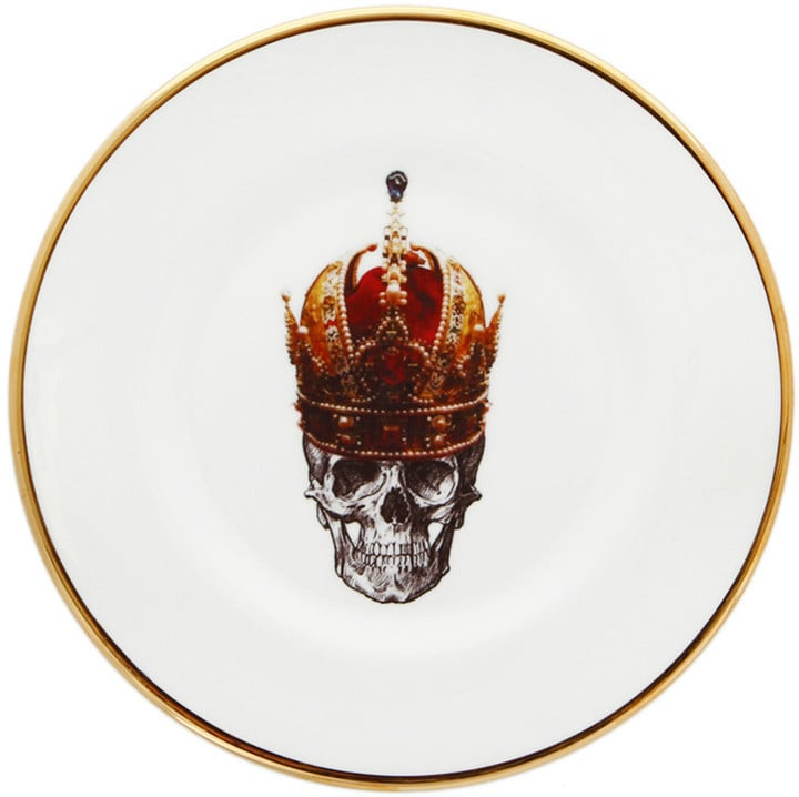 Red Crown Side Plate ($37)