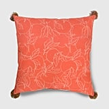 Get the Look: Oversize Square Oranges Outdoor Pillow