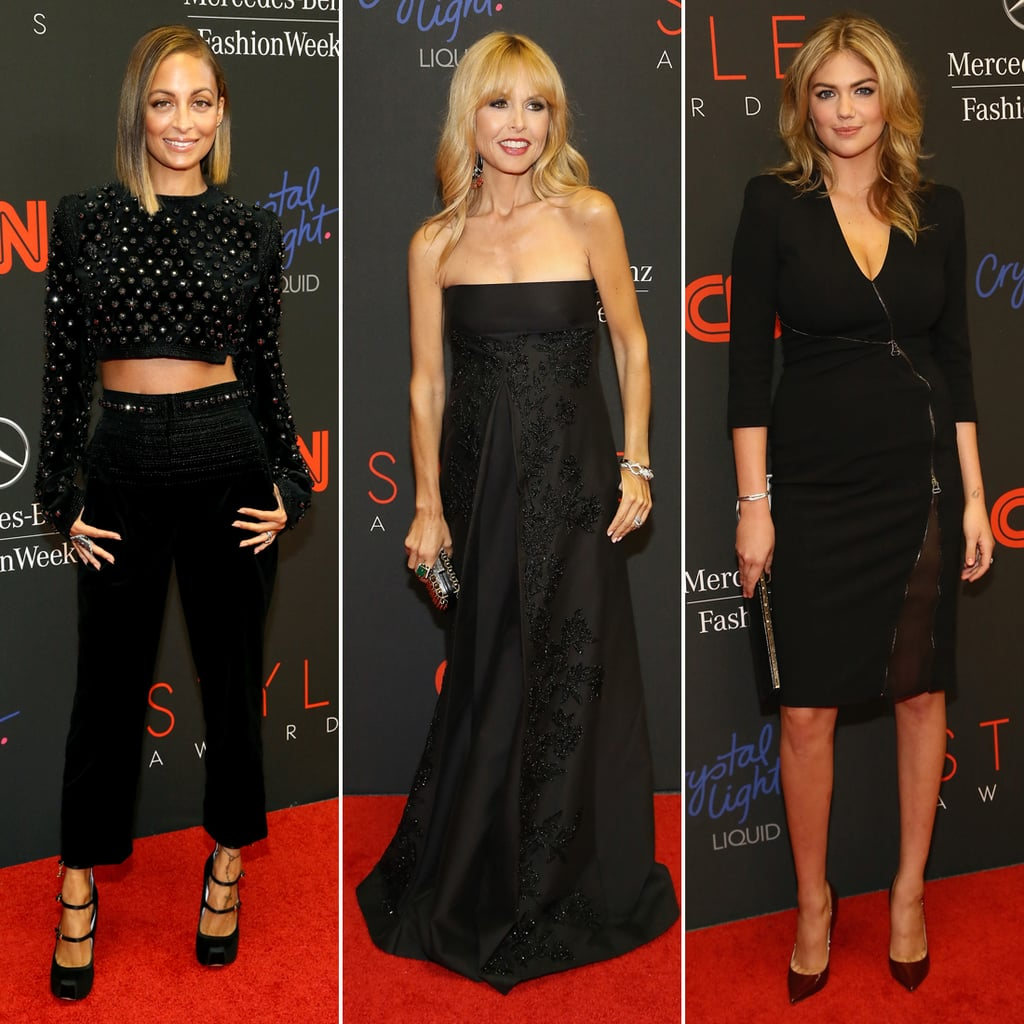2013 Style Awards in NYC Celebrity Pictures