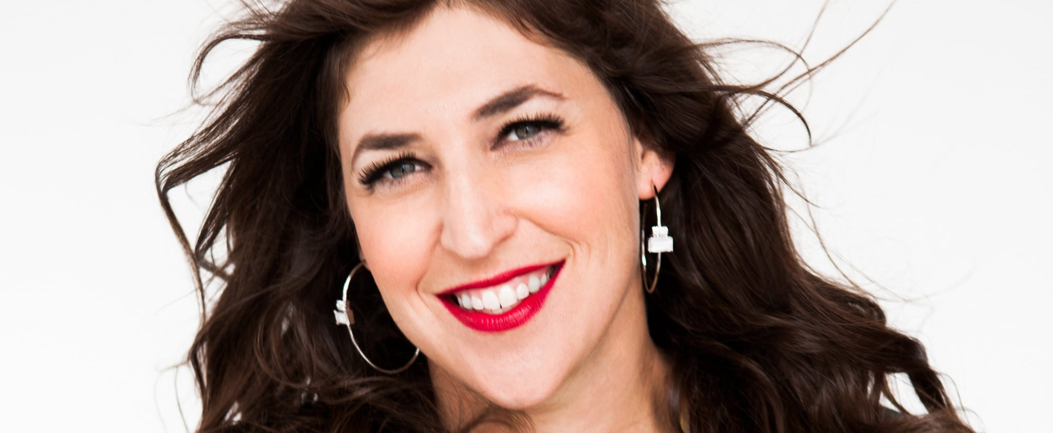 """Mayim Bialik's Advice For Her 22-Year-Old Self: """"Your Gut Instinct Is Always Right"""""""