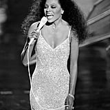 Diana Ross at the 1985 Academy Awards