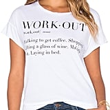 Junk Food Clothing Workout Tee ($35)
