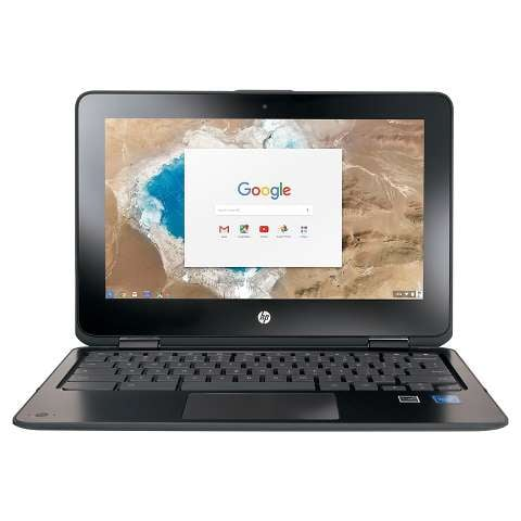 HP Convertible Chromebook