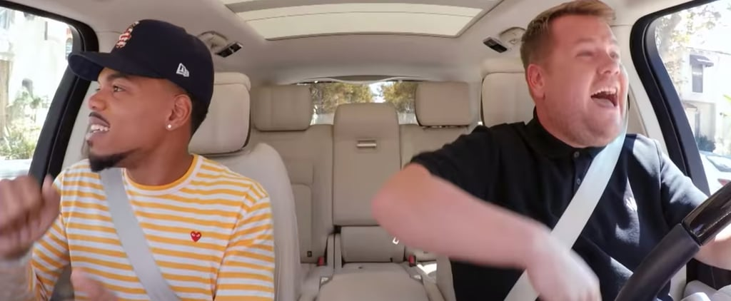 Chance the Rapper Carpool Karaoke Video