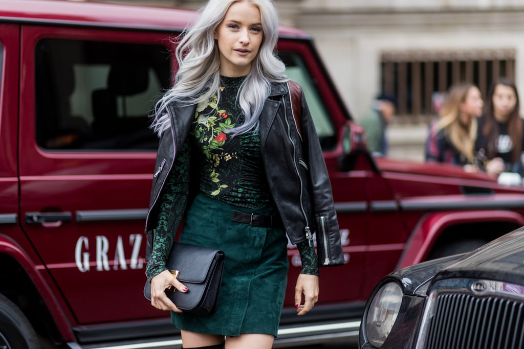 Spring 2020 Hairstyle Trend: Bright Hair Color