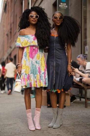 Black Fashion Influencers Popsugar Fashion