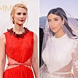 Did Claire Steal Kim's Wedding Dress?