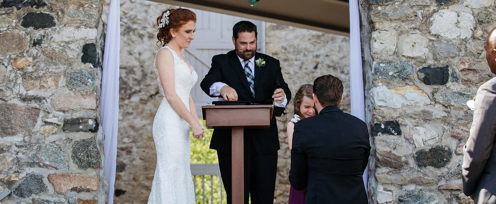 Dad's Vows to His New Stepdaughter