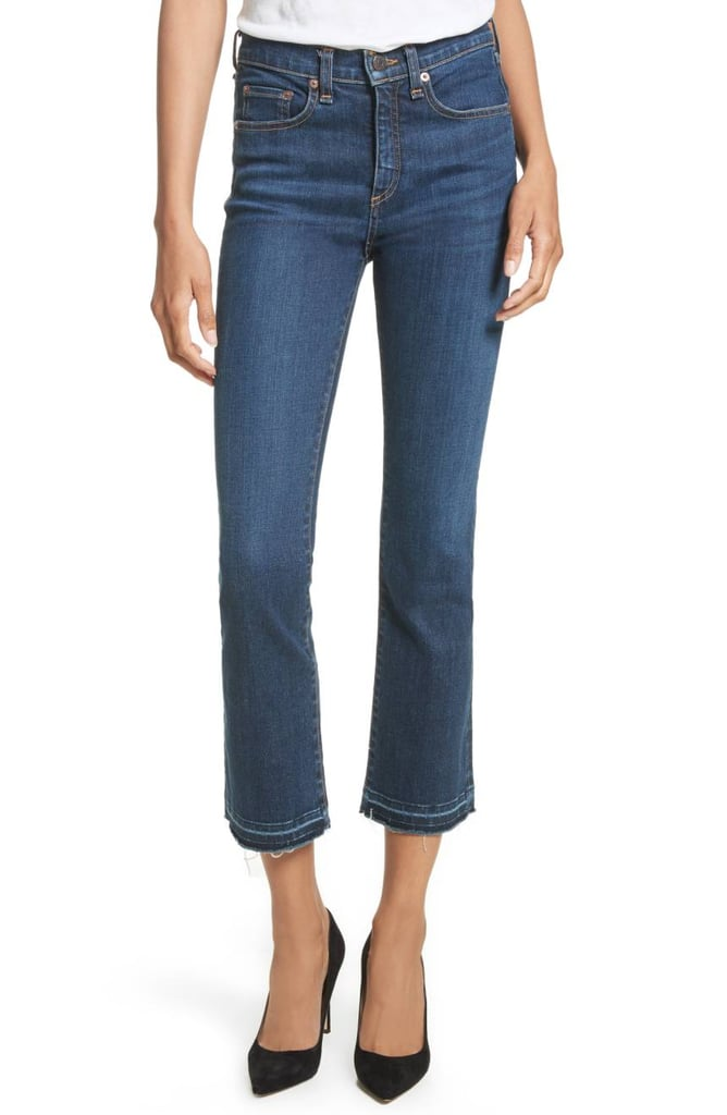 Veronica Beard Crop Jeans