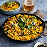 Red Lentil Dhal Curry