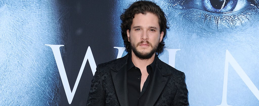 Kit Harington May Not Be a Tall Drink of Water, but He Still Makes Us Melt