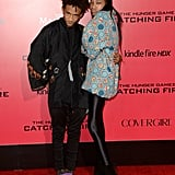 Jaden and Willow Smith attended the LA premiere together.