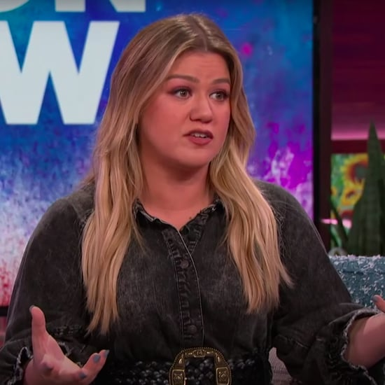 Kelly Clarkson Opens Up About Divorce on Her Show | Video