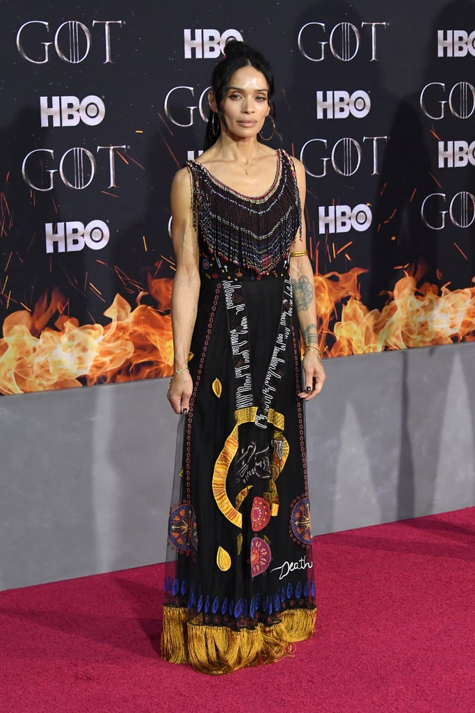 Lisa Bonet's Arms Stole the Show at the GOT Premiere — Here's 10 Exercises to Do For Sculpted Arms