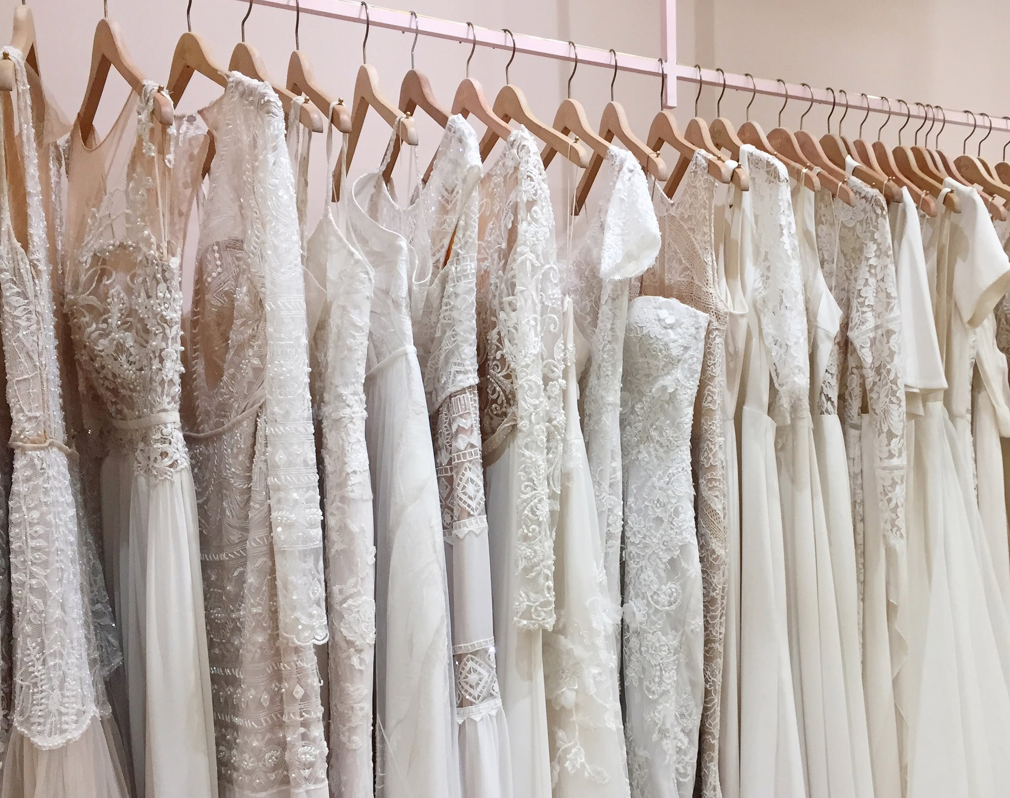 What to Know Before Wedding Dress Shopping | POPSUGAR Love & Sex