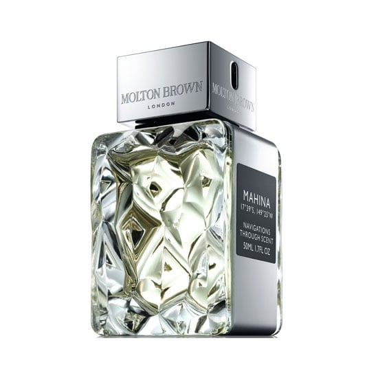Molton Brown Navigations Through Scent in Mahina, $150