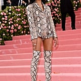Solange Knowles at the 2019 Met Gala