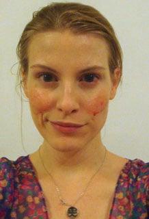 natürliche Haare und Hautpflegelehrgang