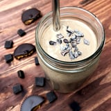 Chocolate Peanut-Butter Protein Smoothie Recipe
