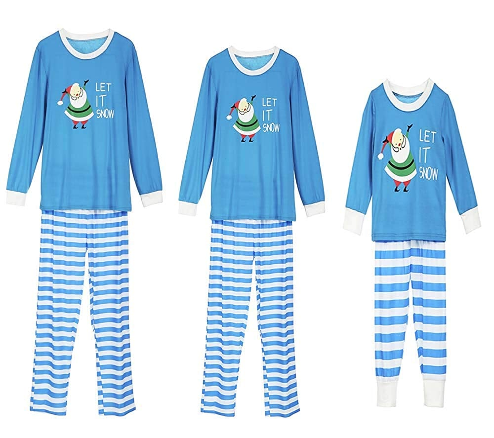 b9eb6ba32 New Xmas Family Matching Christmas Pajamas Set | Best Matching ...