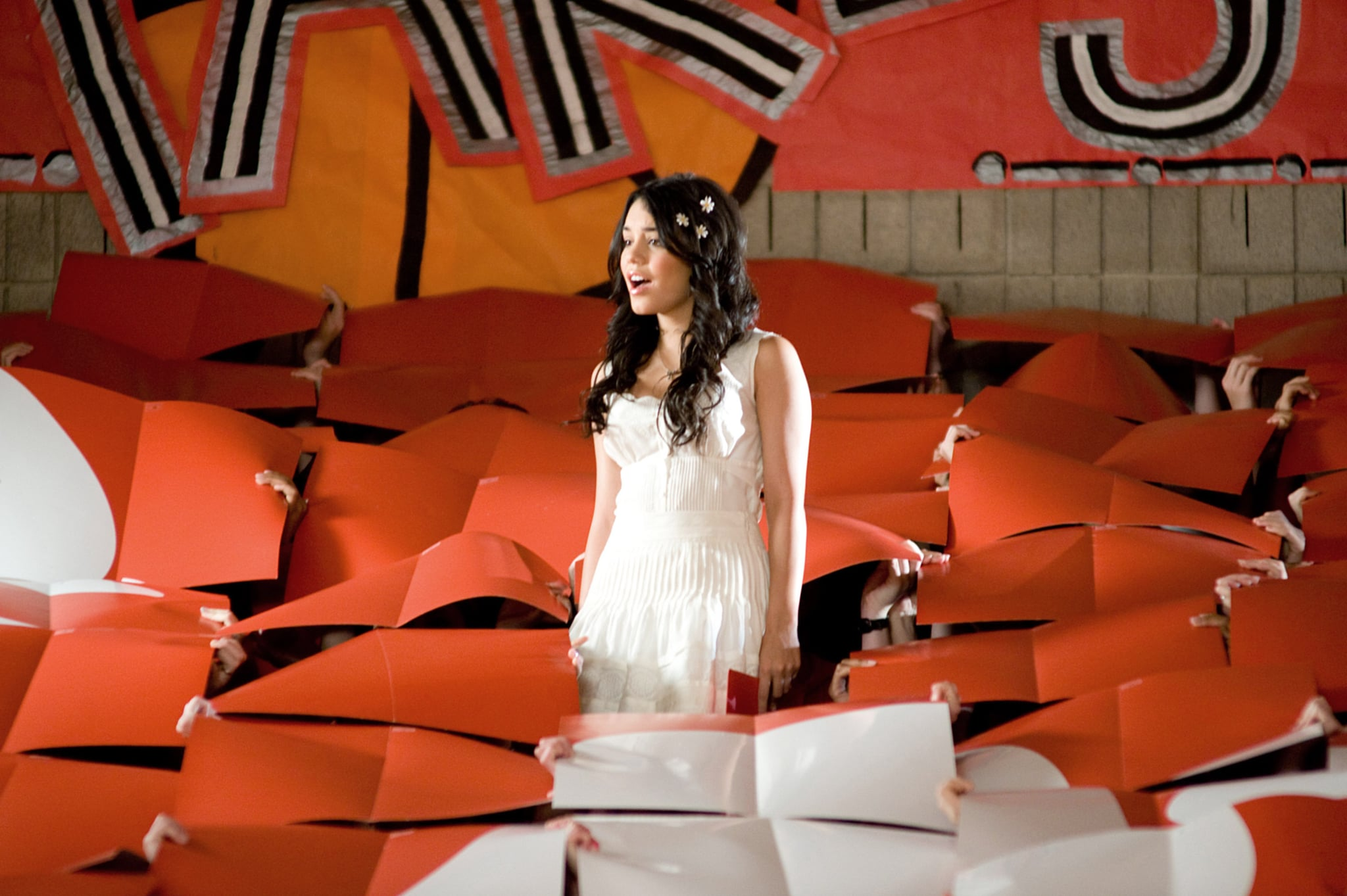 HIGH SCHOOL MUSICAL 3: SENIOR YEAR, Vanessa Hudgens, 2008. Walt Disney Co./courtesy Everett Collection