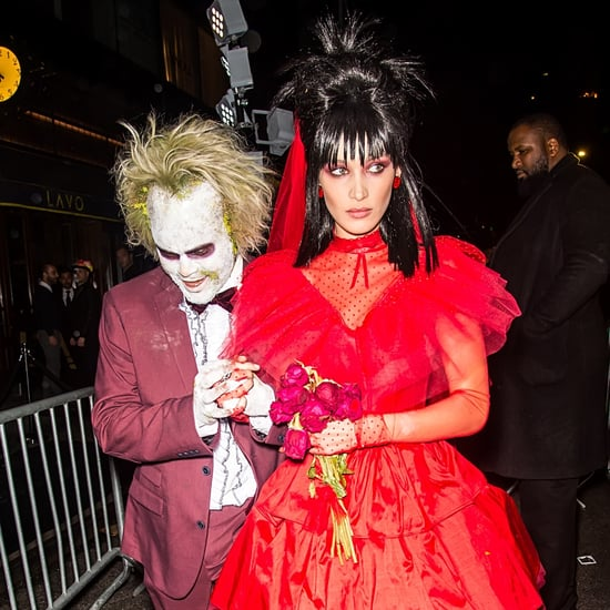 Bella Hadid and The Weeknd Halloween Costumes 2018