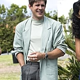 Chris Lowell as Bash