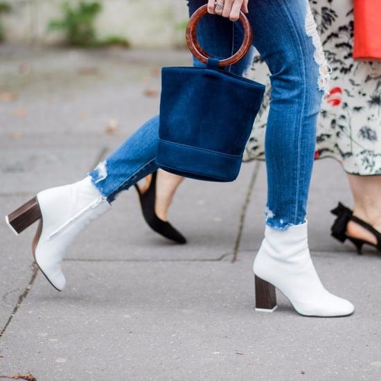 Cheap White Boots