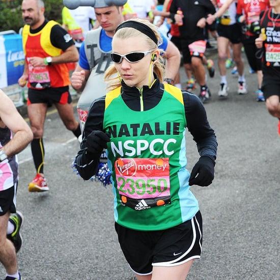 GOT Actress Natalie Dormer Completes London Marathon