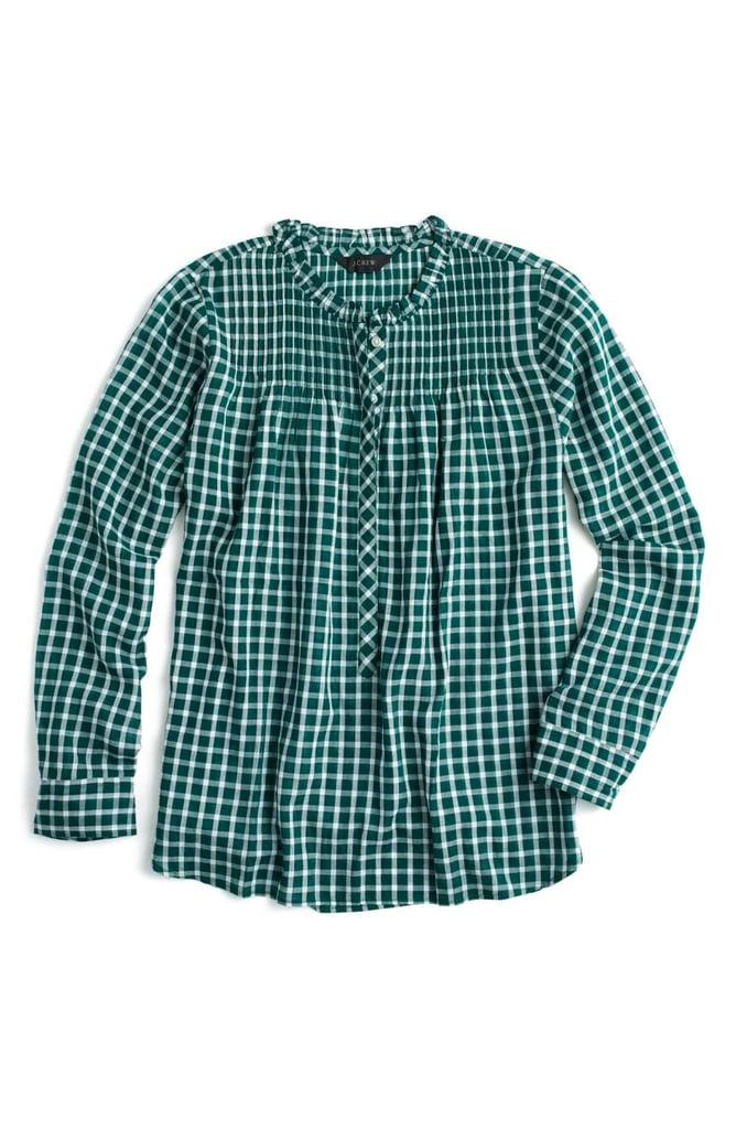 J.Crew Popover Shirt