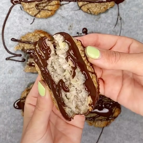 Healthy Banana Coconut Cookie Recipe on TikTok
