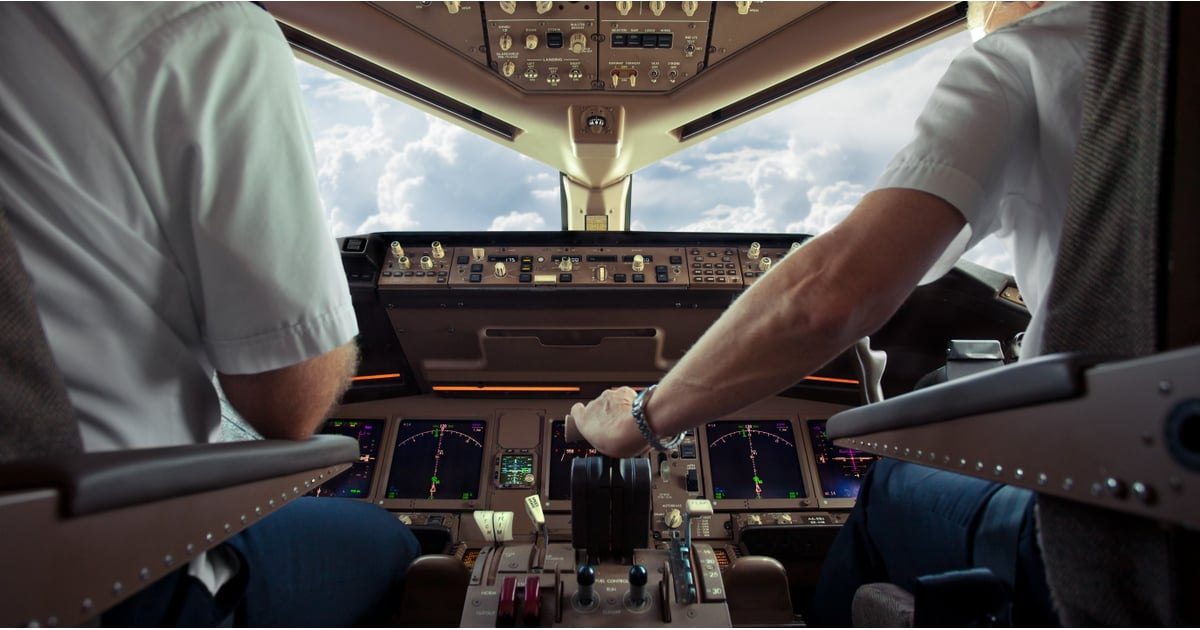 11 Airline Pilot Secrets That Will Make You Less Afraid to Fly