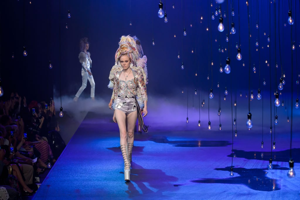 Marc Jacobs Dreamed Up a Wild Runway Show — and Every Supermodel Came Through